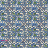 colonial light blue talavera tile