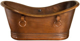 Americana copper tub