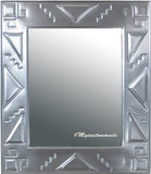 fabricated tin mirror