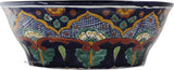 colonial talavera vessel sink