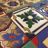 spanish ceramic tile designs
