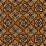high relief tiles original purple