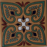 hand produced designer relief tile