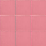 pink ceramic tiles from Mexico