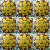 colonial yellow talavera tile