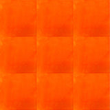 orange ceramic tiles from Mexico