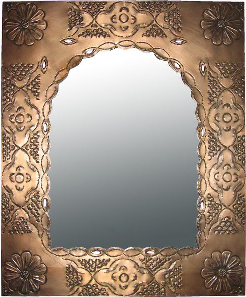 custom tin mirror