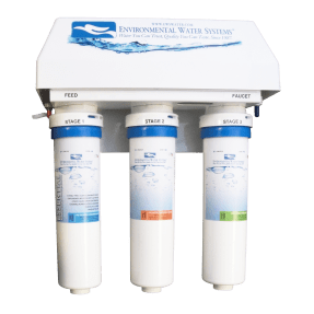 Environmental Water Systems DWS-UV ESSENTIAL Drinking Water System - Drinking Well Co.