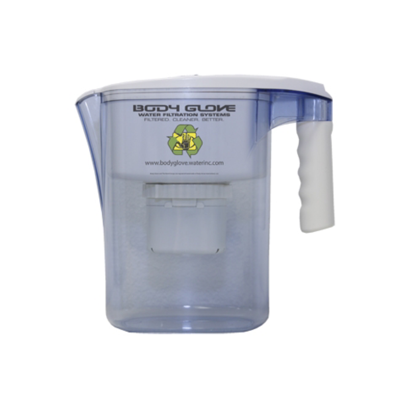 Body Glove Portable Water Filter Pitcher (WI-BG-PITCHER)