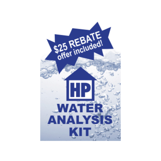 Housepure Water Analysis Kit