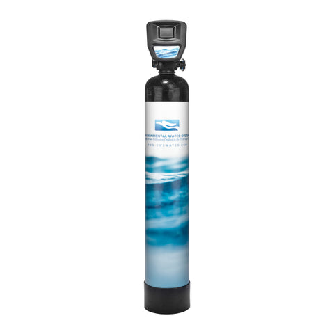 Environmental Water Systems 1054-P-A Iron, Manganese, and Hydrogen Sulfide Removal Whole House Filtration System