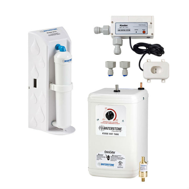 Waterstone 1000 Ultimate Under Sink Filtration System - Drinking Well Co.