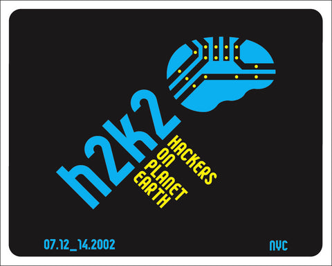"H2K2 (2002): ""Digital Demonstrations: Criminal DDoS Attack or Cyber Sit-in?"" (DVD)"