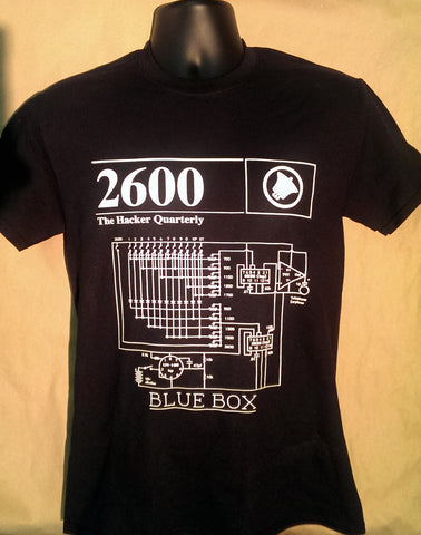 Blue Box Shirt