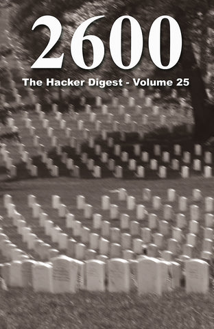 The Hacker Digest - Volume 25 (PDF)