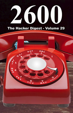 The Hacker Digest - Volume 29 (EPUB)