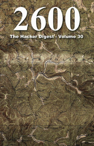 The Hacker Digest - Volume 30 (PDF)