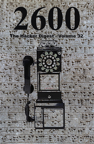 The Hacker Digest - Volume 32 (EPUB)