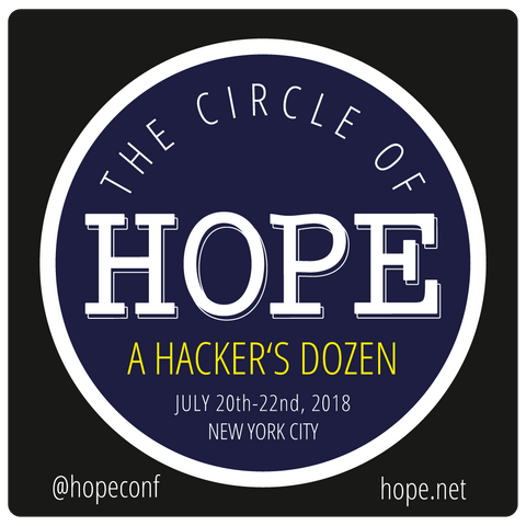 TICKETS TO THE CIRCLE OF HOPE