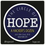 2018 - The Circle of HOPE DVD Full Set