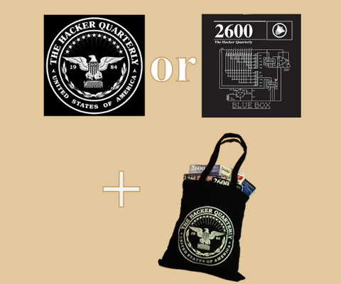 T-SHIRT/TOTE BAG COMBO PACK