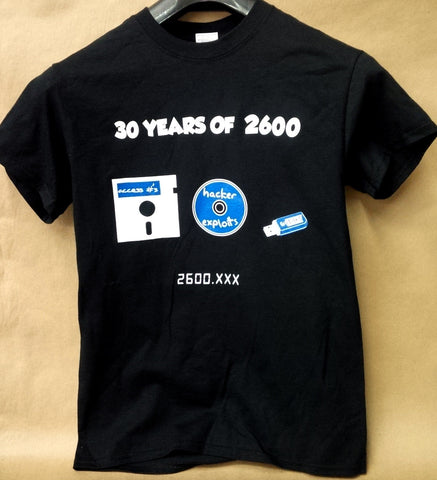 30th Anniversary Shirt