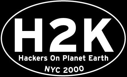 "H2K (2000): ""Hackers Of Planet Earth"" (DVD)"
