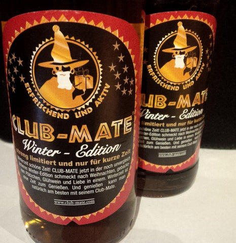 Club-Mate Winter Edition (12 pack)