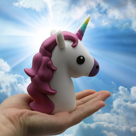 Unicorn Power Bank - For iPhone and Android