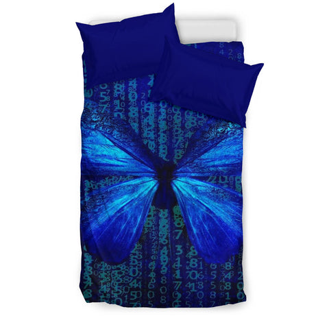 buterfly- bedding set