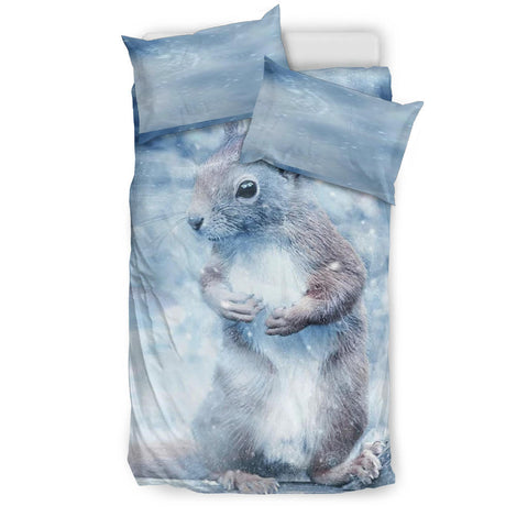 squirrel 2- bedding set