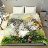 squirrel-bedding set