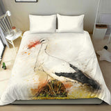 stork-bedding set
