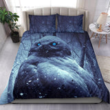 Owl- Bedding set