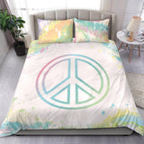 peaces-bedding set