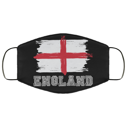 england Second batch mask