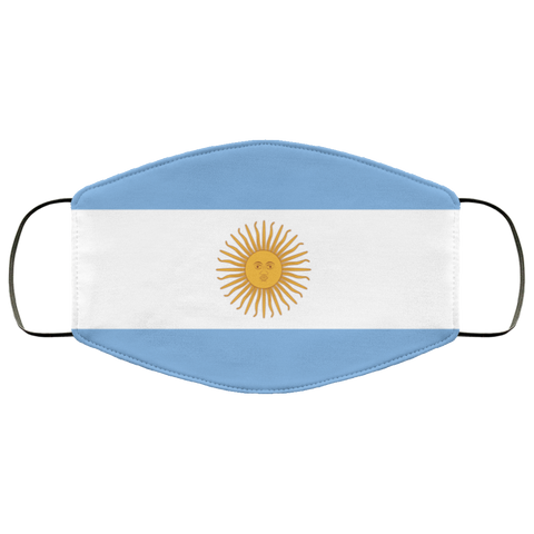 argentina Fifth Face Mask
