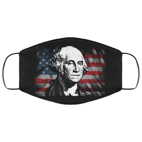 washington Third Face Mask