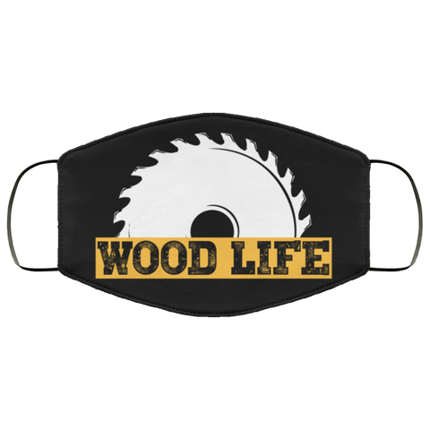 wood life Third Face Mask