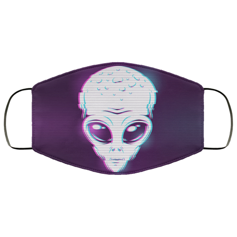 Alien Second batch mask