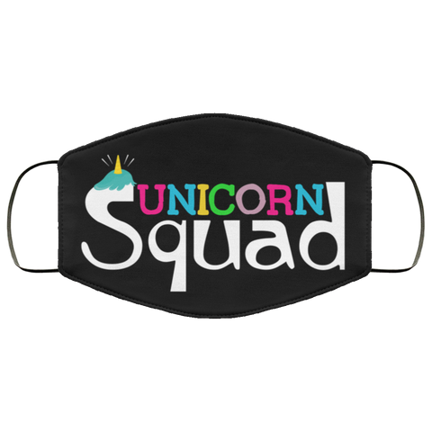 unicorn squad Third Face Mask