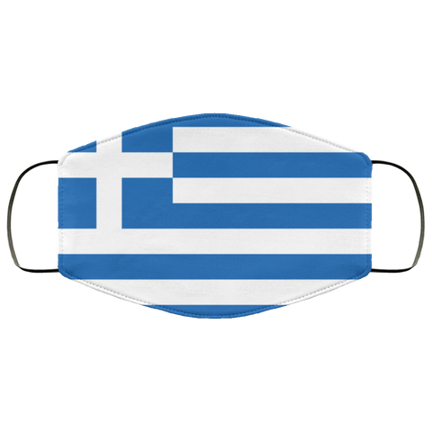 Greece face mask