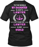 The Perfect Shirt for a Lawyer's Mom