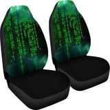 Matrix Code CAr seats