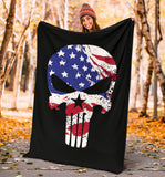 usa marines- blanket