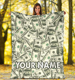 money- blanket