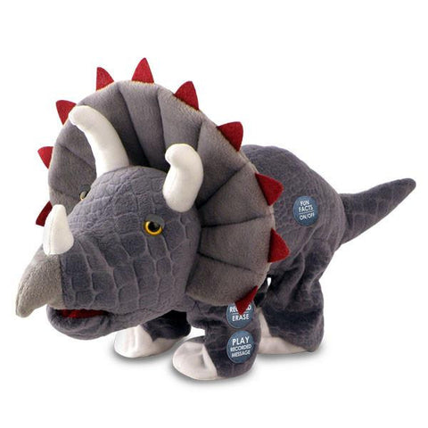 Record-A-Saurus™ - Triceratops