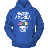 Made in America with Irish Parts Statement Shirt