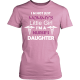 I'm a Nurse's Daughter Statement Shirt