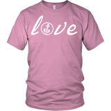 Navy / Sailor LOVE Statement Shirt